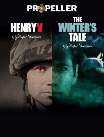 the course of events in the winters tale by william shakespeare Amazoncom: the winter's tale (dramatised)  of course, as one would expect  william shakespeare doesn't need any introduction.