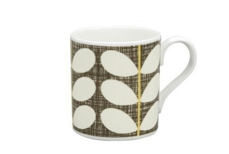 Orla Kiely Bone China Mugs