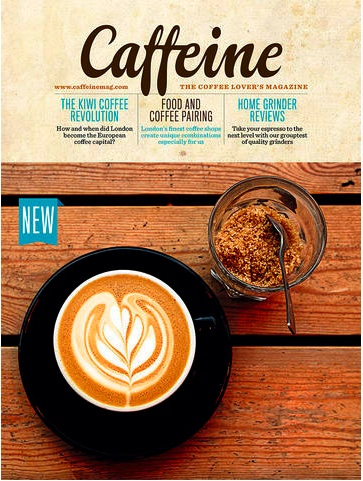 Caffeine Mag Cover