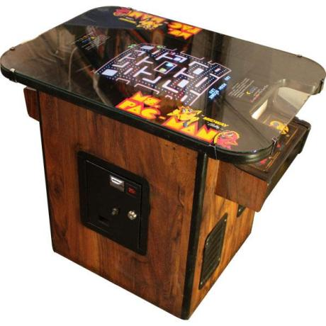 Pacman table