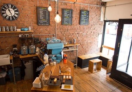 Small St Espresso Bristol Coffee Shop