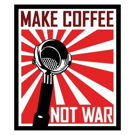 Coffee Not War