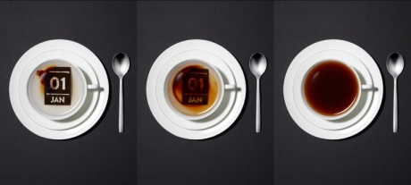 Tea Calendar Step by Step - brewing