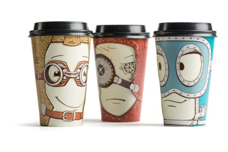 Gawatt emotion cups