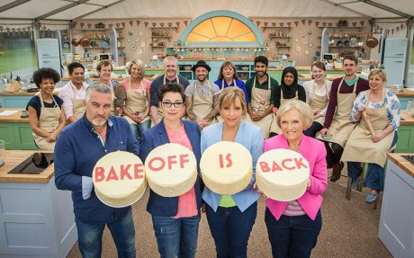 GBBO is back