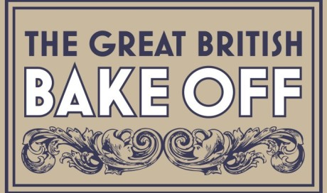 The GBBO banner